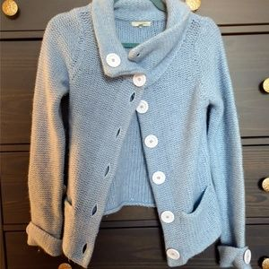 Anthro, Laurie B button down sweater